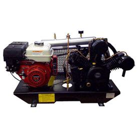 air compressors accessories gas powered air compressors tuk 130hge two stage gas