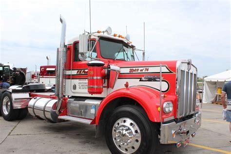 kenworth super truck jamboree s truck beauty contest names winners