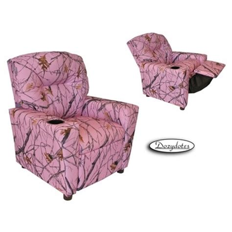 Pink Camo Recliner by Pin By Fellows On A Few Of Favorite Things