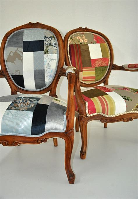 reupholster vintage furniture these antique reupholstered chairs fabulous