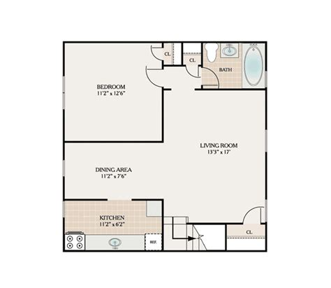 Floor Plans South Orange Court Apartments For Rent In | floor plans south orange court apartments for rent in