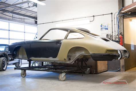 Porsche Restoration by Early Porsche 911 2 Litre Restoration