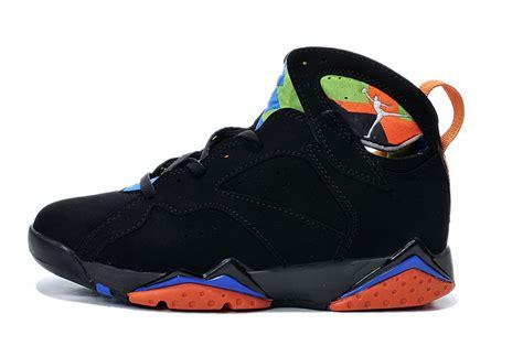 air jordans 7 black orange shoes for sale air jordans 2016