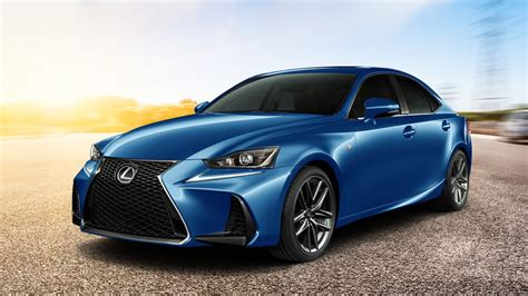 lexus is300 2018 the 2018 lexus is300 and 2018 lexus is300 are different