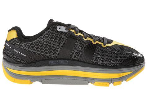 zero drop sandals altra zero drop footwear repetition black lemon chrome