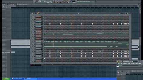 tutorial fl studio 9 fl studio tutorial how to make hot dirty south beats in