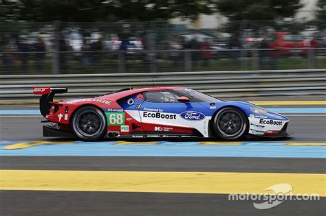 ford preparing to go like hell at le mans 24 hours