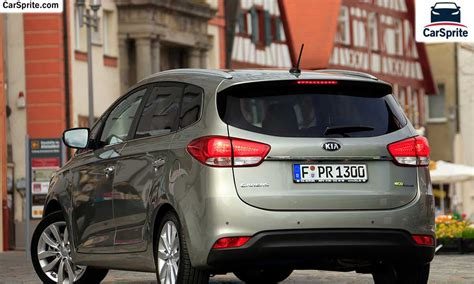 Kia Carens Fuel Consumption Kia Carens 2017 Prices And Specifications In Car