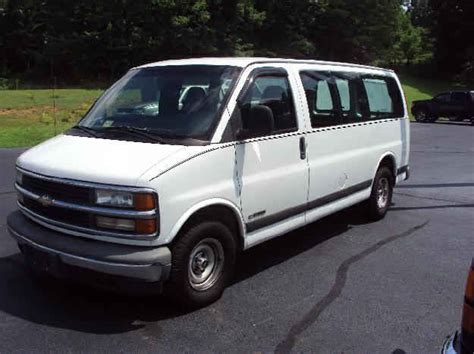 how cars work for dummies 1997 chevrolet express 2500 electronic valve timing 1997 chevrolet express van cars for sale