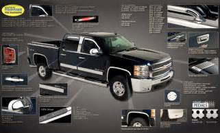 Truck Custom Parts And Accessories Chevy Silverado Truck Accessories