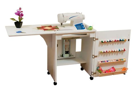 Arrow 98501 Compact Sewing Cabinet Sewnatra Sewing Cabinet White Sewing Desk