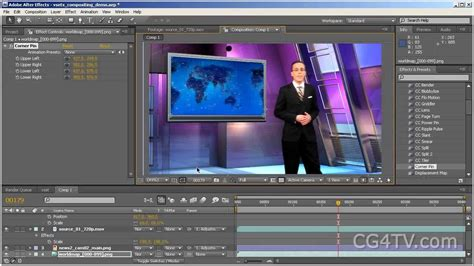 tutorial after effect green screen green screen video tutorial how to use virtual sets and