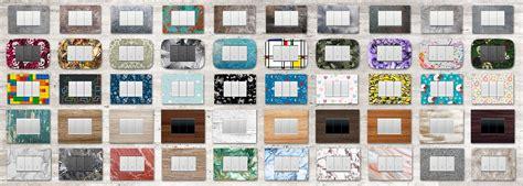 Placche Interruttori Design by Fungho Placche Per Interruttori Personalizzate