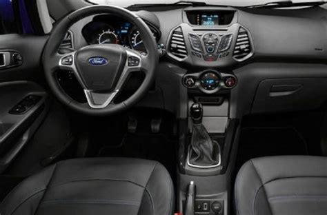 Sports Compact Car #17: 2015-ford-ecosport-interior.jpg