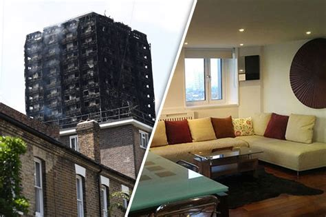 81 Curtain Road Grenfell Tower Fire Inside The Doomed Flats Being Rented