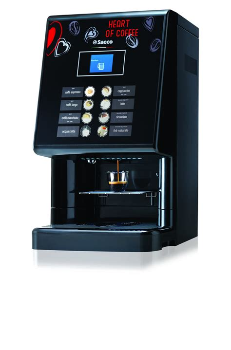 Table Top Coffee Vending Machine Saeco Phedra Evo Espresso Table Top Vending Coffee Machine The Coffee Scent