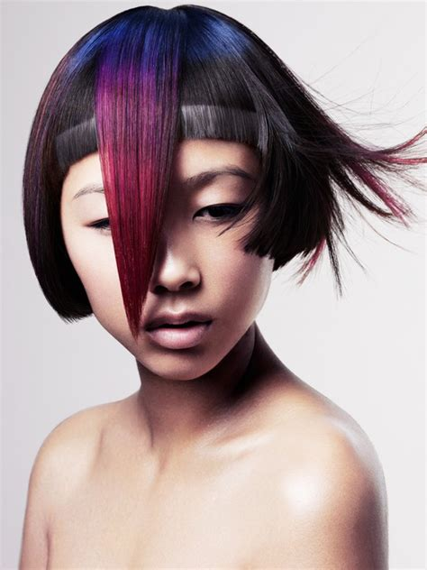 punk hairstyles bangs pictures new short punk hairstyles for women colorful