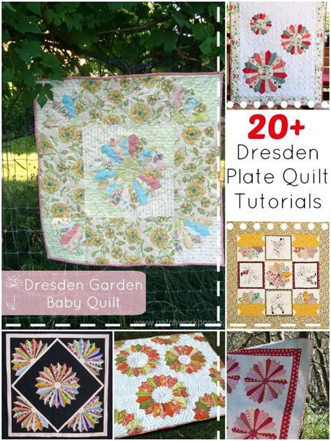 Dresden Plate Quilt Patterns Free by 20 Dresden Plate Quilt Tutorials All Free Patchwork