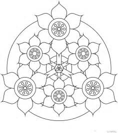how to color mandalas free printable mandalas for best coloring pages for