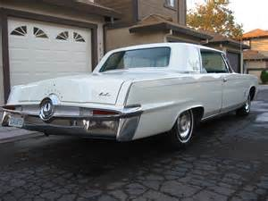 Chrysler Imperial 1964 Rodriguez S 1964 Chrysler Imperial Crown Coupe