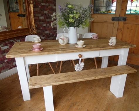 farmhouse oak dining table farmhouse style dining tables for classic and country home