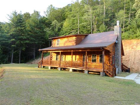 Mountain View Cabin by Beautiful Mountain View Log Cabin Vrbo