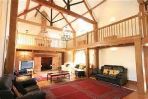 House And Barn by Kerry Katona S New Home Oak Beamed Ceilings And An