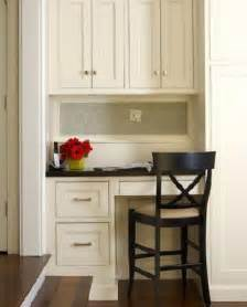 Kitchen Desk Ideas For Small Houses Built In Desk Design Ideas