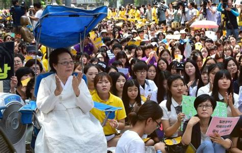 south korean comfort women deal reached on ww2 comfort women q fm