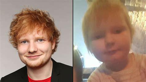 ed sheeran baby ed sheeran as baby pictures of ed sheeran as a baby