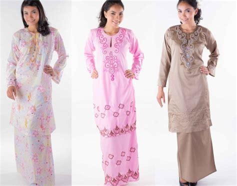 Fashion Baju Kurung Melayu model baju kurung pakaian khas melayu info fashion terbaru 2018