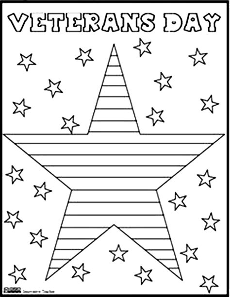veterans day coloring pages veterans day coloring pages selfcoloringpages