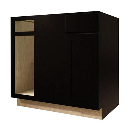 lowes corner kitchen cabinet shop now brookton 36 in w x 35 in h x 23 75 in d