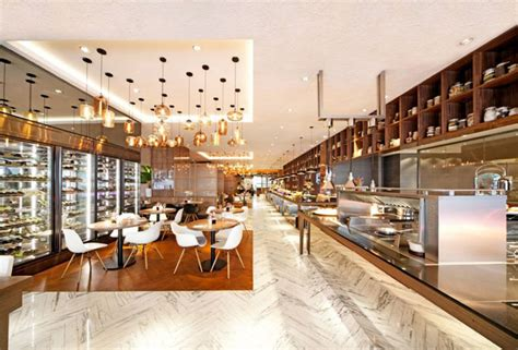 Bright and Spacious Restaurant by Designphase DBA