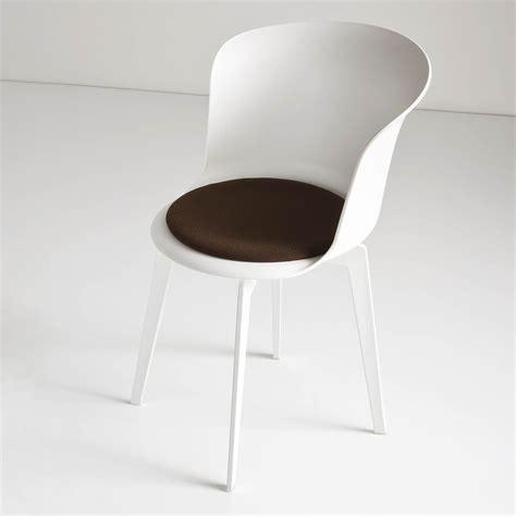 stuhl design epica designer stuhl aus technopolymer auch drehbar