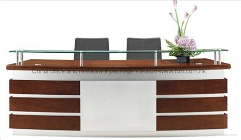 Qualities Of A Front Desk Officer High Quality Office Front Counter Reception Desk For Sale Foh Rcw02 Foh China Manufacturer