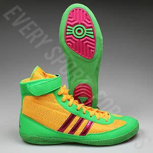 adidas combat speed 4 shoes aq3059 gold pink lime new lists 83 ebay
