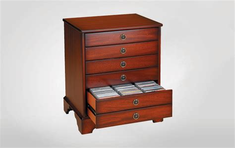 Cd Storage Cabinet Drawers by Dean Watts Bespoke Furniture 187 Archive 187 Three Drawer