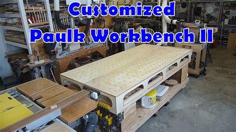 customized paulk workbench  youtube