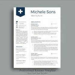 professional resume template resume templates on