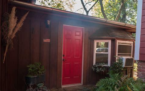 red house inn brevard the cottage red house inn at brevard north carolina