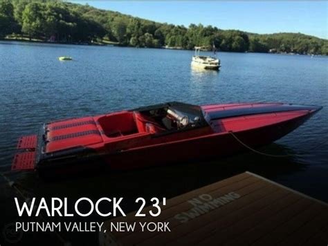 warlock performance boats for sale canceled warlock world class 23 boat in putnam valley ny