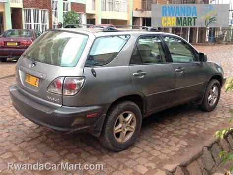 lexus suv 2001 used lexus suv 2001 2001 lexus rx300 rwanda carmart
