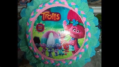 Pinata Trolls By Pinata Dimi pi 209 ata de tambor poppy trolls