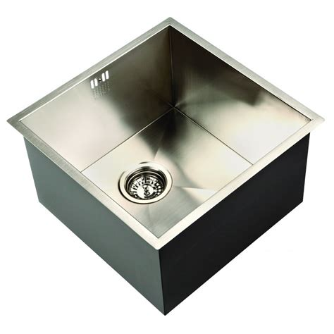 deep stainless steel kitchen sink zenuno 400u deep undermount sink