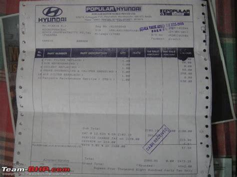 popular hyundai cochin hyundai s dealer popular hyundai my car team bhp