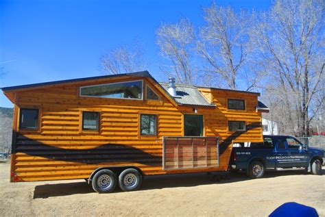 mini trailer house tiny house size limitations