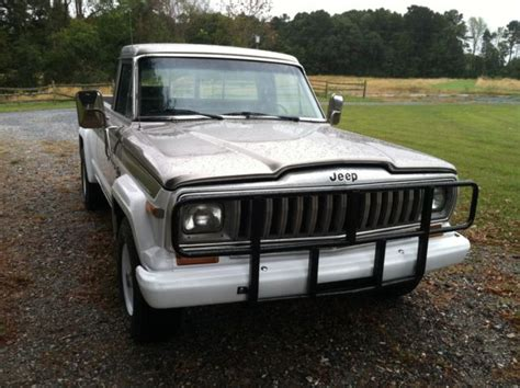 Jeep Truck For Sale J10 Jeep Truck 1981 Restored For Sale Jeep J10