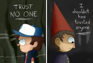 Download the gravity falls i trust you file size 900 x 837 183 466 kb
