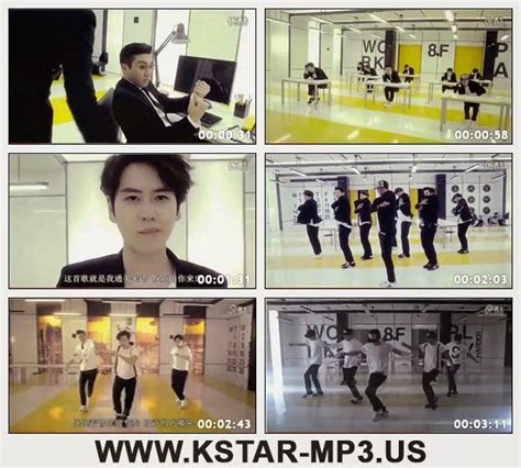 Mv Super Junior M Swing Korean Ver 720p